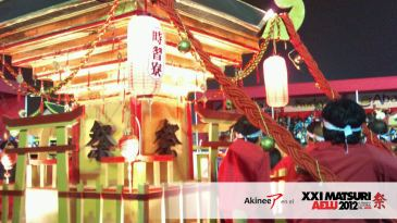 [Akinee] Matsuri 2012 mikoshi