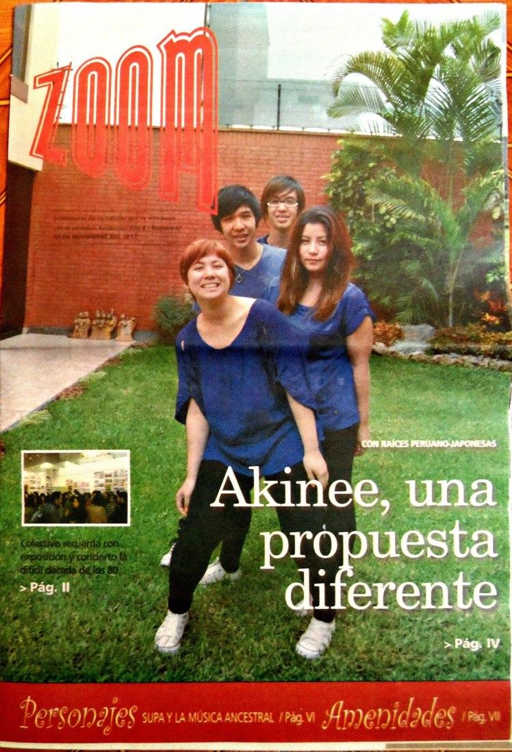 Año 8, número 47, 30 de noviembre del 2012