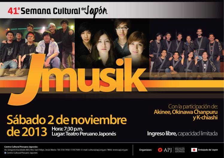 afiche jmusik 2013