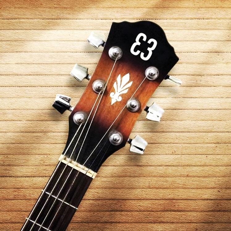 guitarra TRES foto