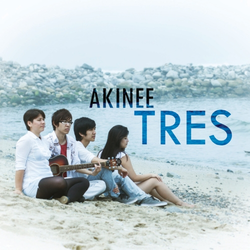 TRES - CD Cover
